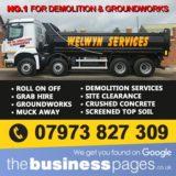 Screened Topsoil Hitchin - Welwyn Services Ltd