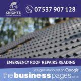 Emergency Roof Repairs in Reading including Wokingham, Bracknell, Crowthorne, Henley-on-Thames, Hook, Tadley, Katesgrove, Caversham, Woodley, Early, Aldermaston, Basingstoke or Reading?