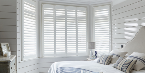 Bay Window Shutters supplied and fitted in East London including Bethnal Green, Bow, Canary Wharf, Canning Town, Chingford, Clapton, Docklands, East Ham, Forest Gate, Hackney, Homerton, Leyton, Leytonstone, Manor Park, Olympic Park, South Woodford, Stratford, Walthamstow, Wanstead and East London
