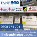 Ennis Group Ltd Tel: 0800 774 704 provides electrical services in London, Electrical Rewiring, EICR, PAT Testing, Electrical Safety Testing, Electrical Fault Finding, Fuse Board Replacement and much more throughout London and the South East.
