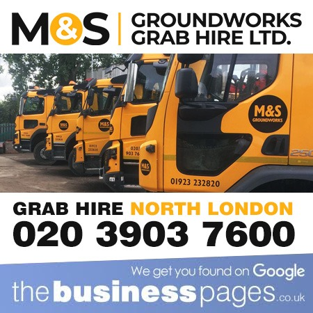 Grab Hire East Finchley, Islington, Finchley, Finsbury Park, Highbury, Highgate, Holloway, Hornsey, Kings Cross, Lower Edmonton, Muswell Hill, New Southgate, North Finchley, Palmers Green, Southgate, Stoke Newington, Tottenham, Upper Edmonton, Upper Holloway, West Green Road, Whetstone, Winchmore Hill, Wood Green and North London.