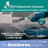 End of Tenancy Cleaning Bristol, Bath, Bathampton, Clifton, Redland, Cotham, Filton, Horfield, Cheswick & Hotwells