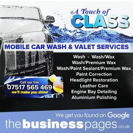 Mobile Car Valeting in Romford, Hornchurch, Upminster, Abridge, Collier Row, Emerson Park, Harold Wood, Chadwell Heath and Stapleford Abbotts.