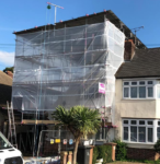 Temporary Roofing London - MSS Scaffolding Ltd