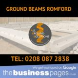 Ground Beams Romford - All Ground Solutions