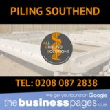 Piling Southend - All Ground Solutions Ltd