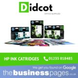 HP Ink Cartridges - Didcot Office Supplies