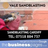 Sandblasting Cardiff – Vale Sandblasting