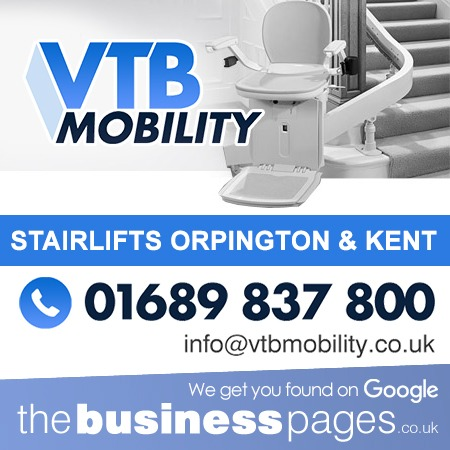 Stairlifts Orpington - VTB Mobility