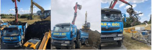 Grab Lorry Hire Bristol