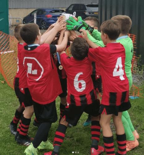 Under 16s Football Coaching Waltham Abbey